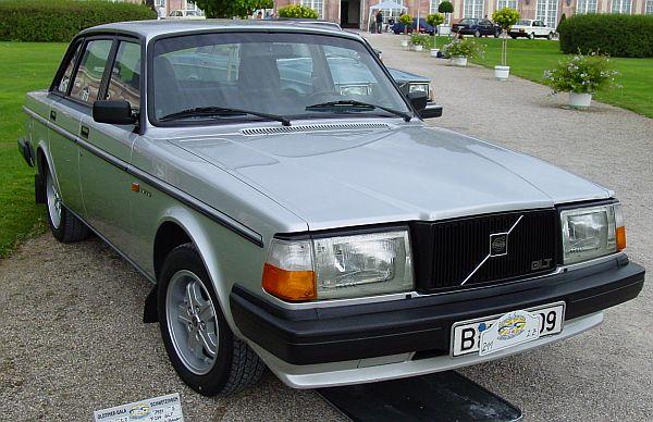 1984 Volvo 244GLT