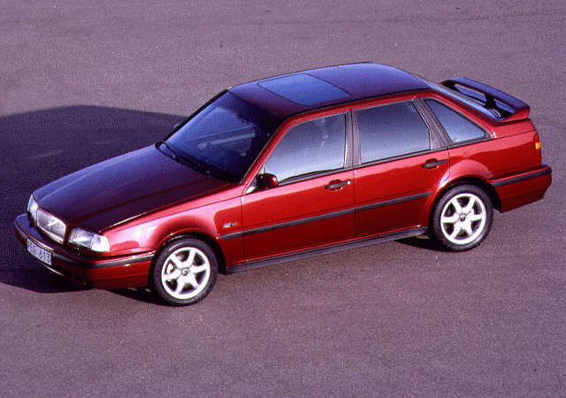 1985-97 Volvo 440 1