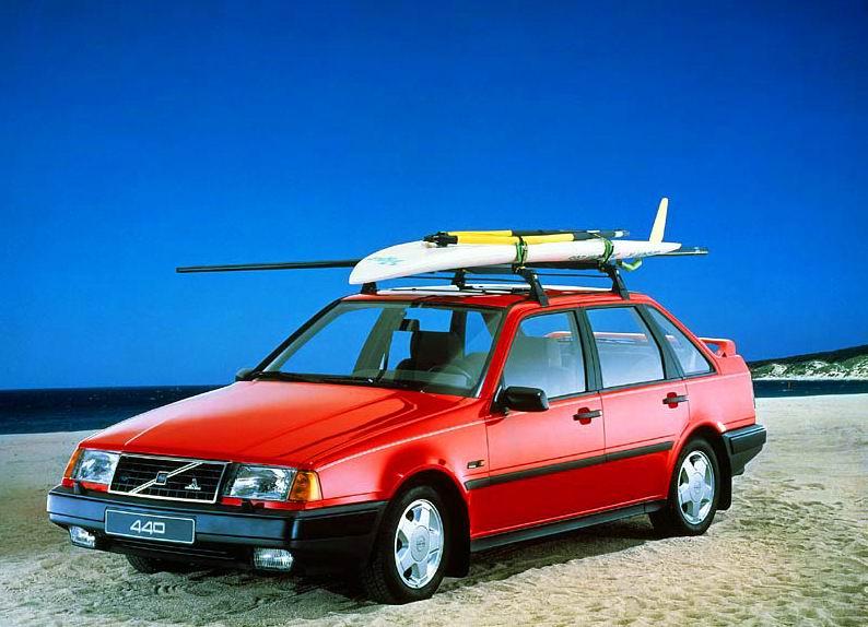 1985-97 Volvo 440 3