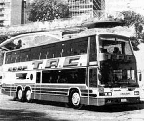 1985 Decaroli Deutz SL 751 Argentina