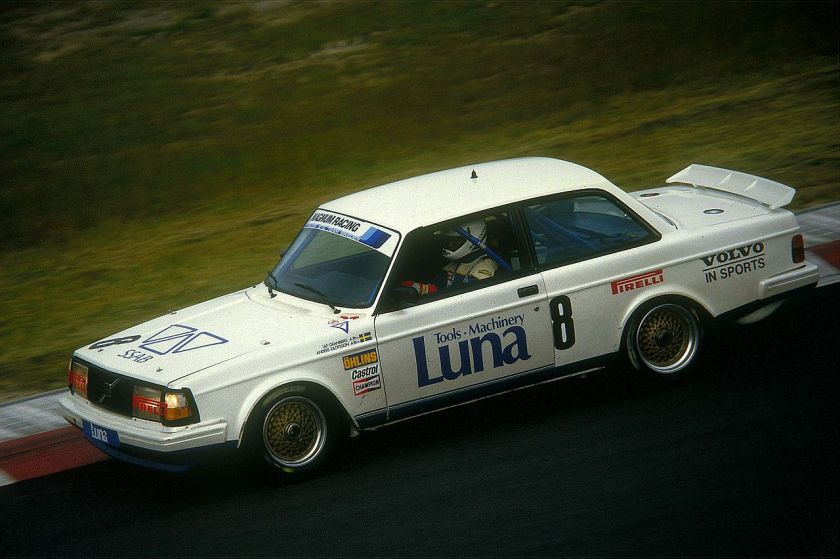 1985 Volvo 240 Turbo, Anders Olafsson 1985