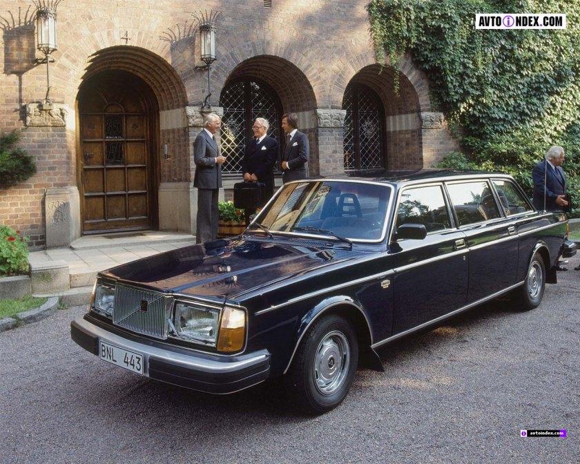 1985 volvo 264