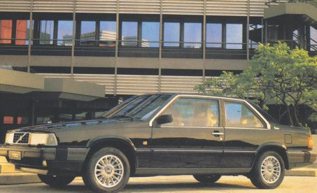 1985 Volvo 780 Bertone.