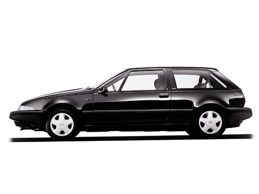 1986-95 Volvo 480 1