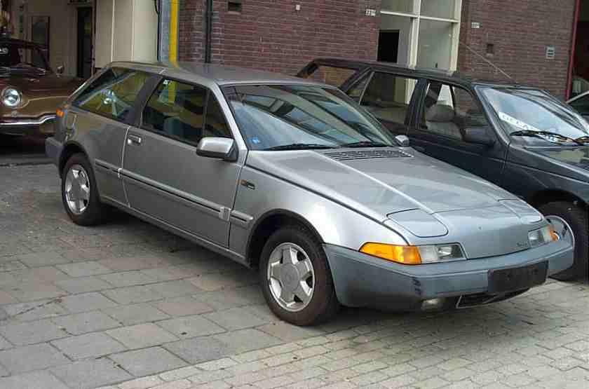 1986-95 Volvo 480 3
