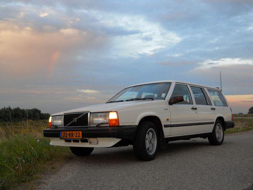 1986 Volvo 740 GL Estate