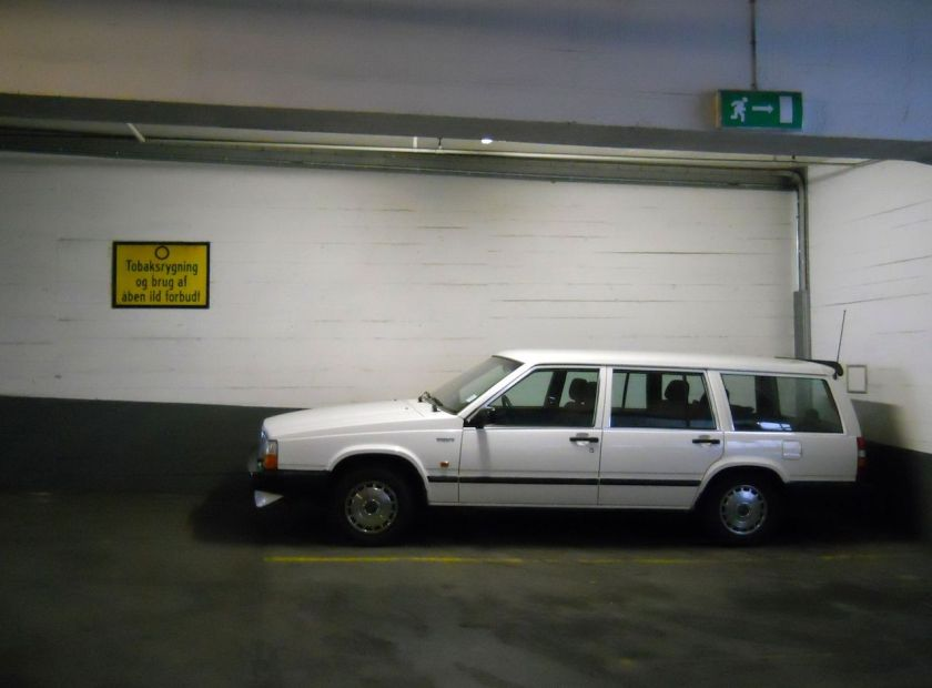 1987 Volvo 740 estate