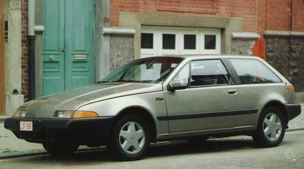 1988 Volvo 480es