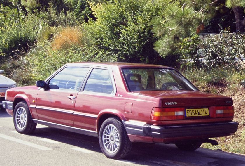 1988 Volvo 780-Bertone-2