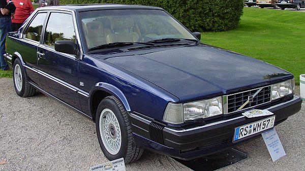 1988 Volvo 780 Coupé
