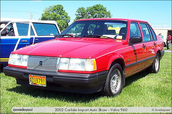 1990-98 Volvo 960 1