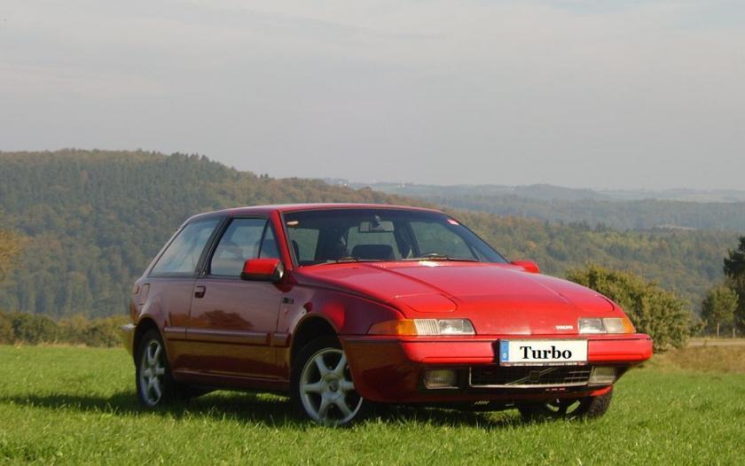 1990 Volvo 480 Turbo, Gebaut im Oktober 1989 im Originalzustand