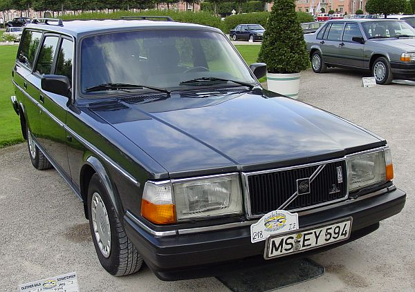 1992 Volvo 245