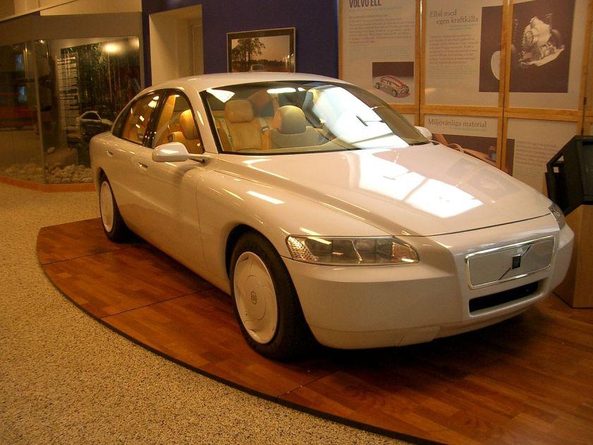 1992 Volvo ECC concept
