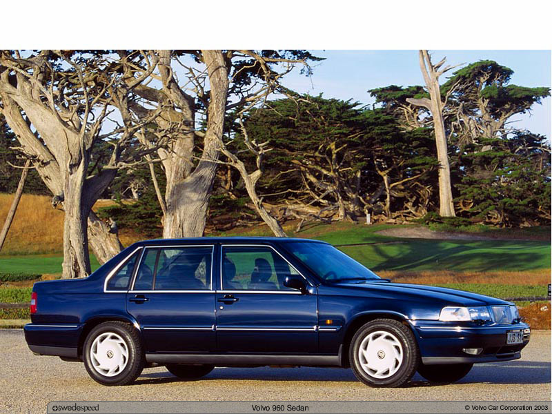 1995 Volvo 960 3