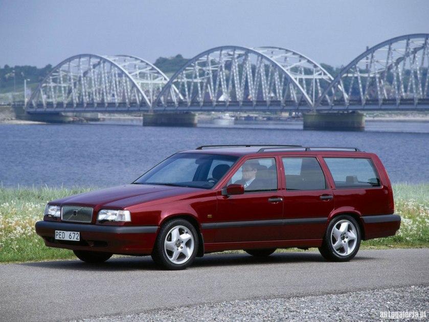 1995 Volvo V70