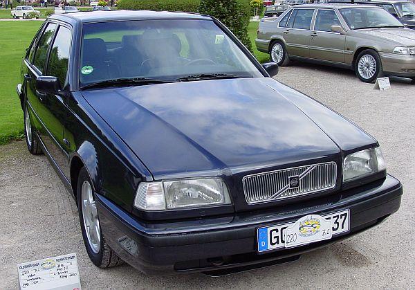 1996 Volvo 440