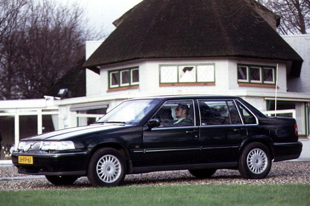 1996 Volvo 960 1