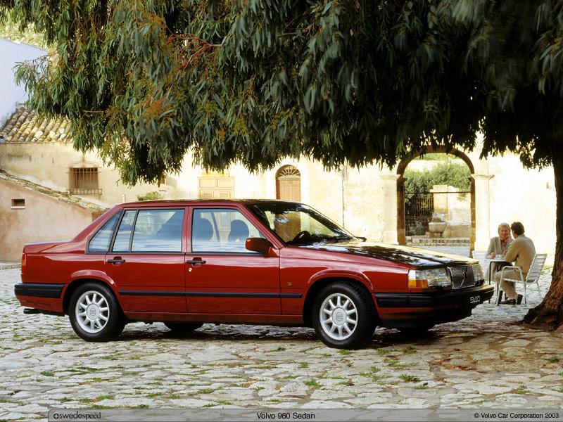 1996 Volvo 960 4