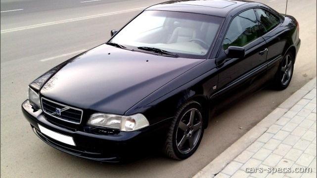 1996 Volvo C70 Coupe