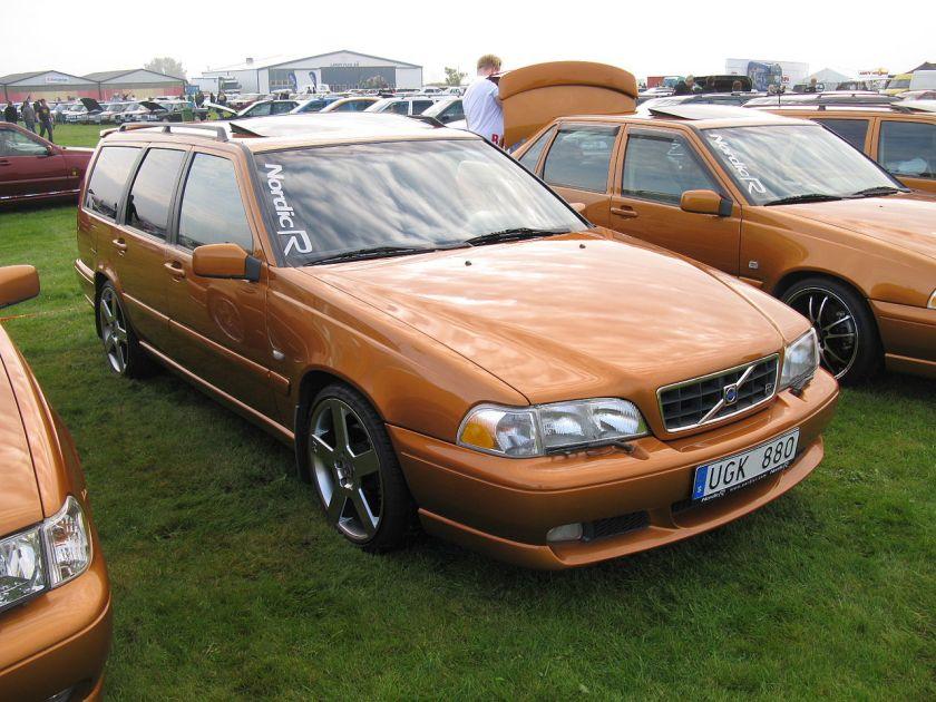 1997-00 Volvo V70R AWD