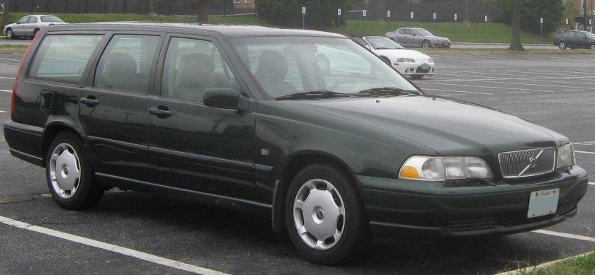 1997-2000 Volvo V70 1st