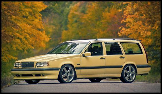 1997 Volvo 850 T5-R wagon