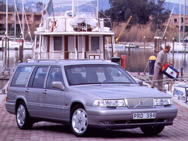 1997 Volvo 960 2