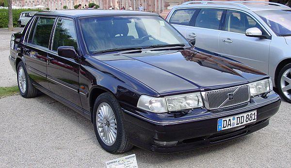 1997 Volvo 960 Executive