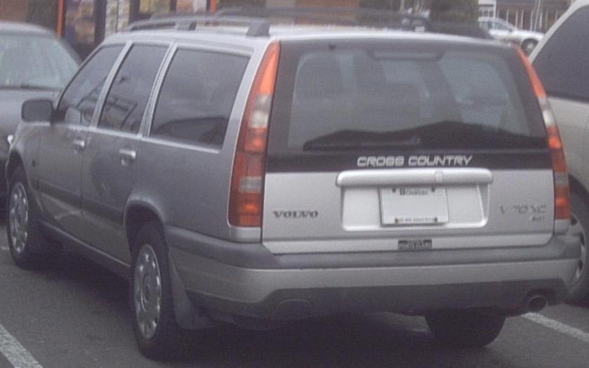 1998-00 Volvo V70 XC