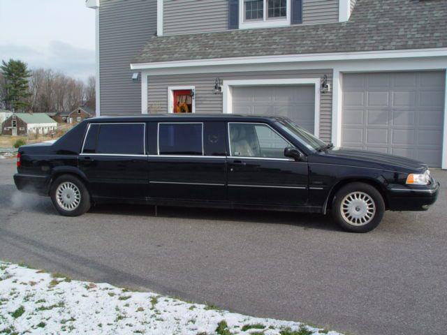 1998 Volvo 960