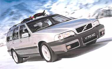 1999 Volvo V70 2.4 XC AWD