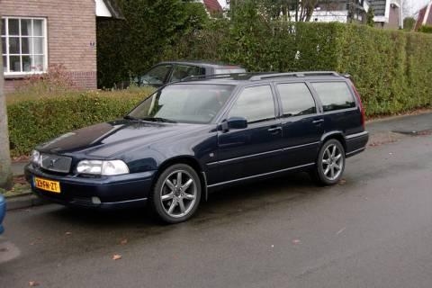 2000 Volvo V70 2.4 170pk Europa Exclusive