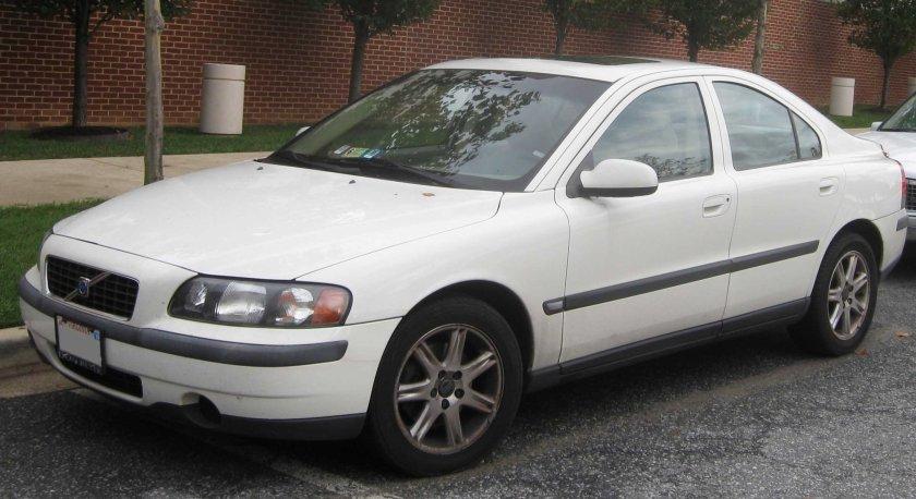2001-04 Volvo S60