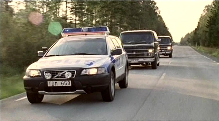 2002 Volvo V70 XC Polis Gen.2