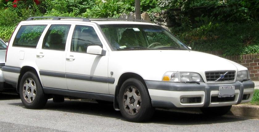 2004 1st Volvo V70 XC