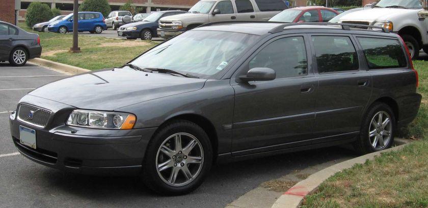 2005-07 Volvo V70