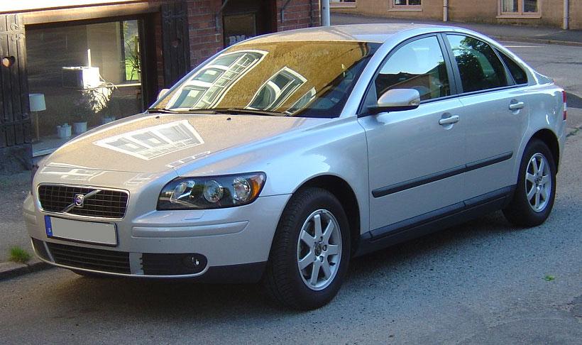 2005 Volvo s40 2nd gen 2