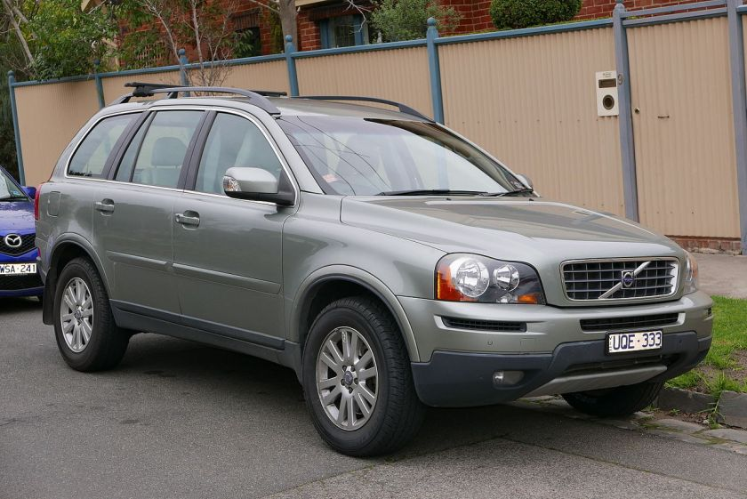 2007 Volvo XC90 (P28 MY07) D5 wagon