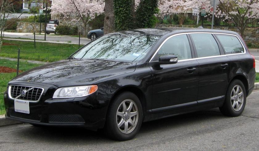 2008-11 Volvo V70 3rd