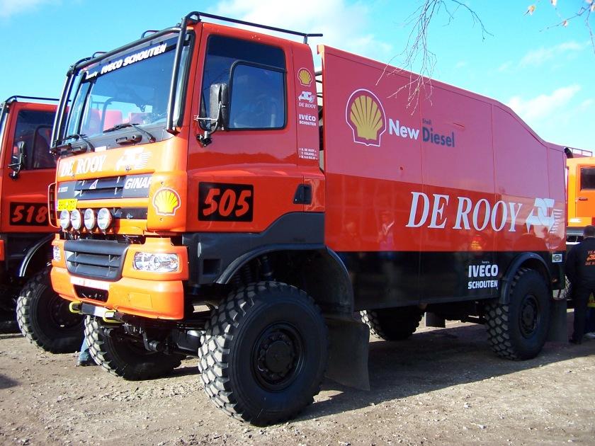 2008 Ginaf X2223 4x4 Theo de Rooy