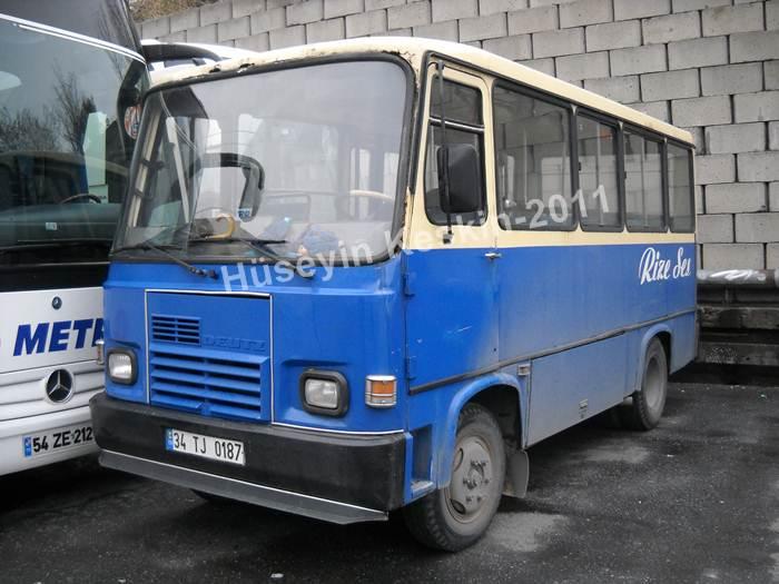 2009 Otokar-Magirus Deutz 80S 5.5 Dolmuş a