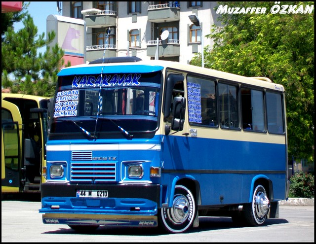 2012 Otokar-Magirus Deutz 80S 5.5 Dolmuş b