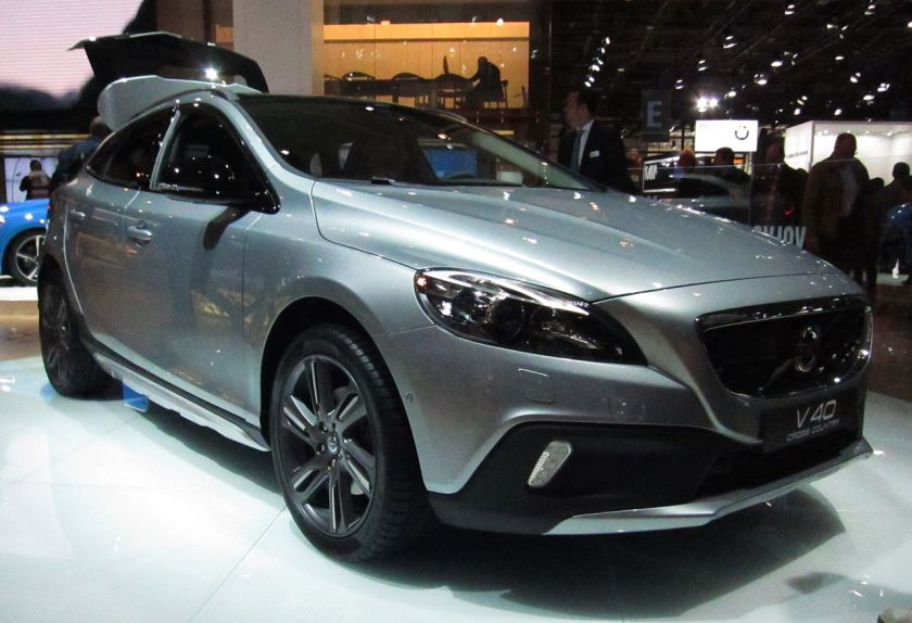 2012 Volvo V40 Cross Country