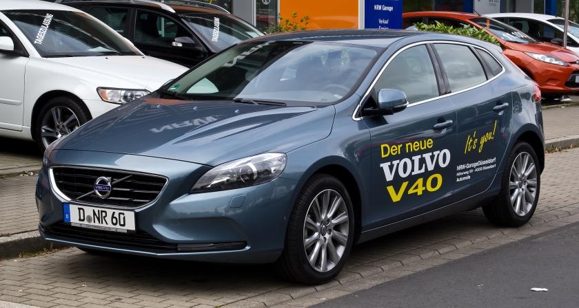 2012 Volvo V40 D2 Summum
