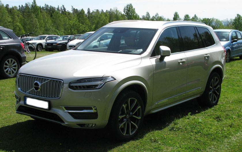 2015 Volvo XC90 Inscription fl