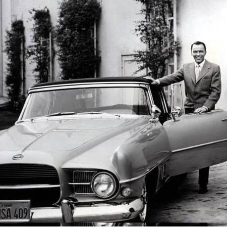 Dual Ghia #143 Frank Sinatra