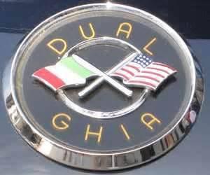 Dual Ghia Logo
