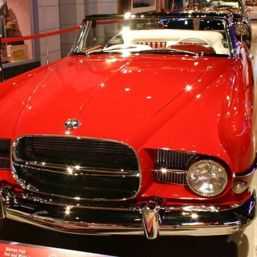 Dual Ghia Red