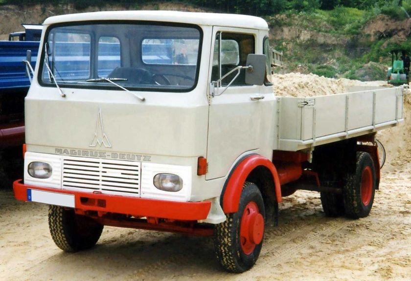 Eicher-Magirus-M80D7FK-Kipper